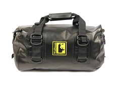 Small Expedition Dry Duffel Bag - Black