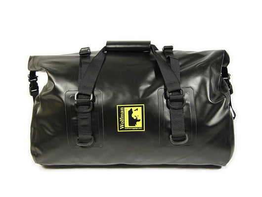 Expedition Dry Duffel Bag in Black