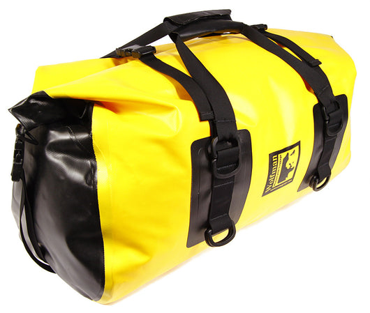 Expedition Dry Duffel in Yellow