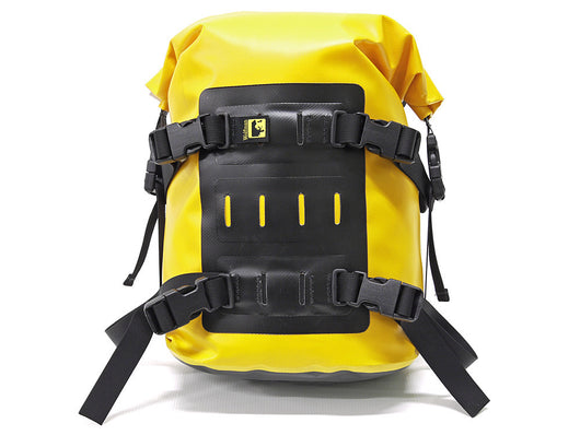 Large Waterproof Rolie Bag Yellow