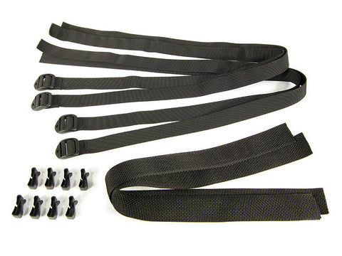Large Rolie Tank Pannier Kit