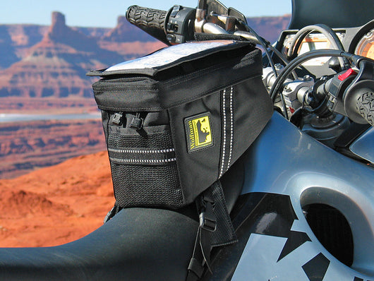 Enduro Tank Bag by Wolfman Luggage - Made in USA