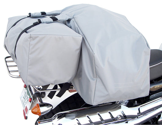 Motorcycle Luggage Rain Covers with Straps