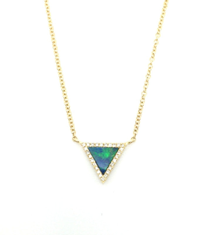 GIA Opal Necklace 1