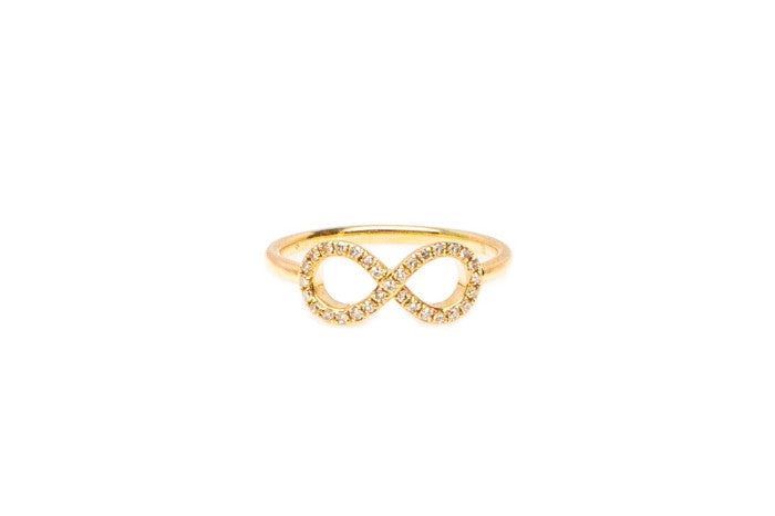 Fedele Petit Diamond Ring