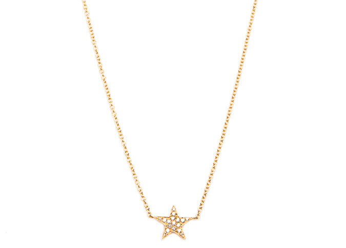 Wishing Star Necklace