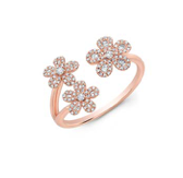 Socrate Flower Ring