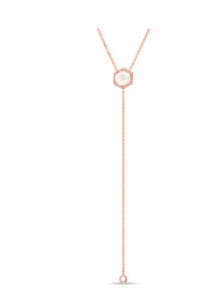Kylie Lariat Necklace