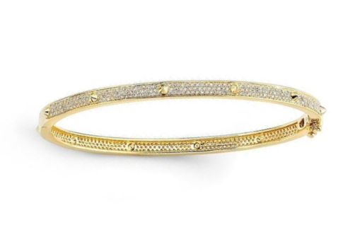 Isabel Diamond Spike Bracelet