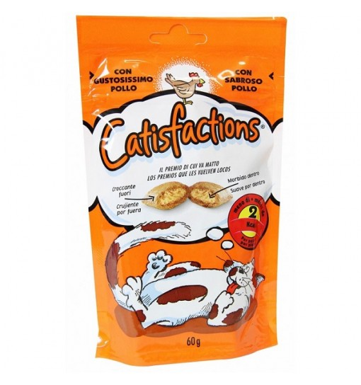 CATISFACTION POLLO 60*6GR