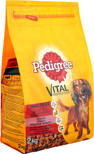 PED. SMALL DOG MZ. 2KG