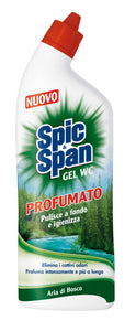 SPIC SPAC GEL WC 750ML