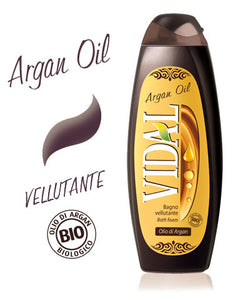 VIDAL BAGNO 500ML ARGAN OIL