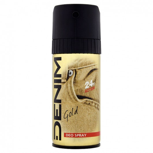 DEO DENIM SPRAY 150 GOLD