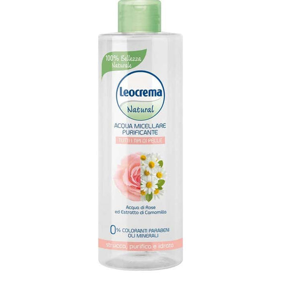 Acqua micellare Natural 400ml