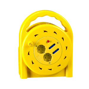4-WAY CABLE REEL 3G1.5m 20M