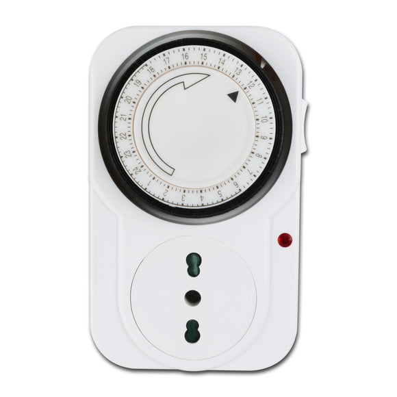 24 HOURS MECHANICAL TIMER 16A