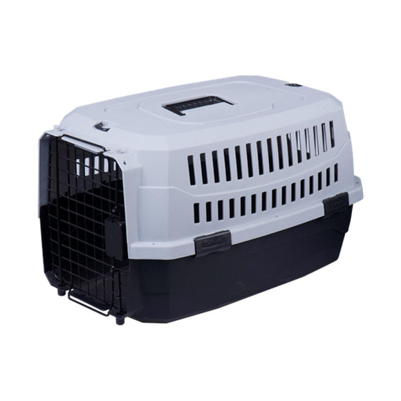 TRANSPORT CARRIER L58*W38.7*H33CM GREY&BLACK (M)