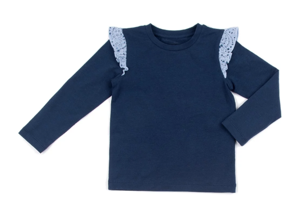 Egg Nat Top Navy