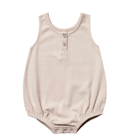 Quincy Mae Sleeveless Bubble Rose