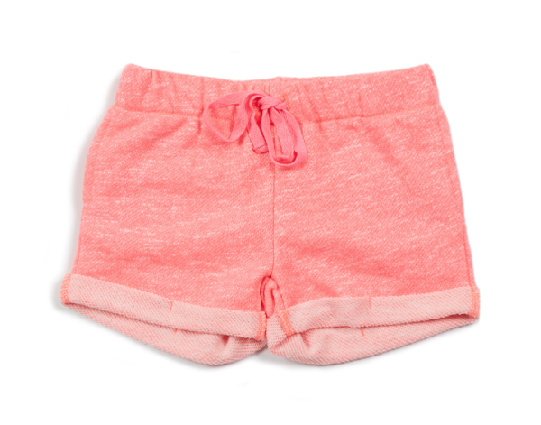 Egg Holly Short Hot Pink