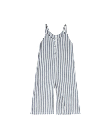 Rylee and Cru Storm stripe bridgette jumpsuit