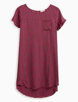 Splendid Plaid Swing Dress
