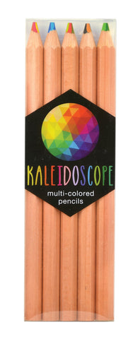 IA Kaleidoscope Multi Colored Pencils
