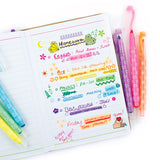 OOLY Sweet Stamper Scented Highlighters - Set of 6