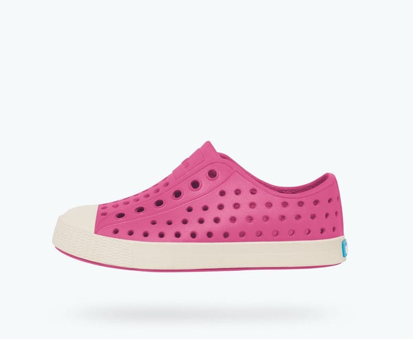 Native Jefferson Hollywood Pink White sole