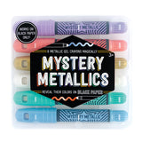 IA Mystery Metallics Gel Crayons Set of 6