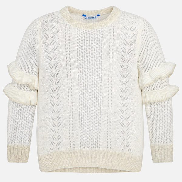 Mayoral Crudo Natural Sweater