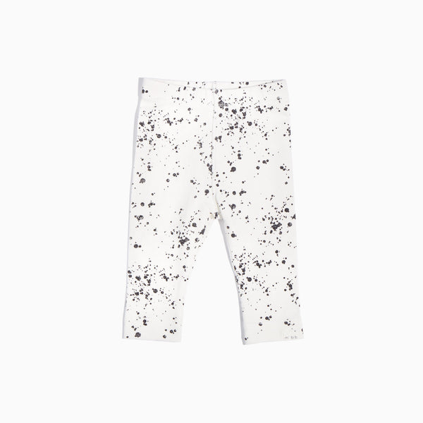 MB Baby Legging Knit Off White
