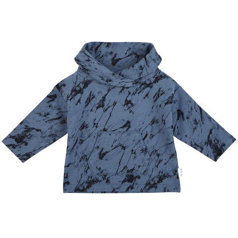 Miles Baby Artic Journey  - Blue Baby Long Sleeve
