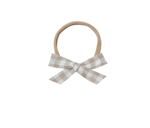 Rylee and Cru Bow with Headband  (assorted)