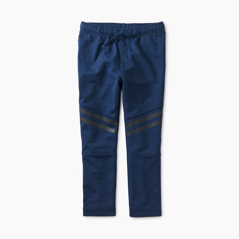 Tea Collection Speedy Striped Play Pant Nightfall