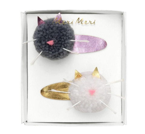 Meri Meri Cat Hair Clips