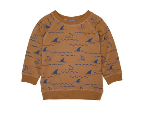 Feather 4 Arrow Shark Sweatshirt