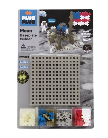 Plus-Plus - Baseplate Builder - Space