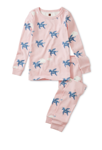 Tea Windhorse PJs