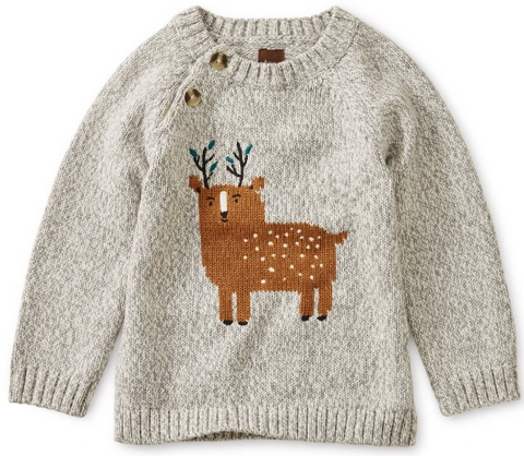 Tea Baby Dear Sweater