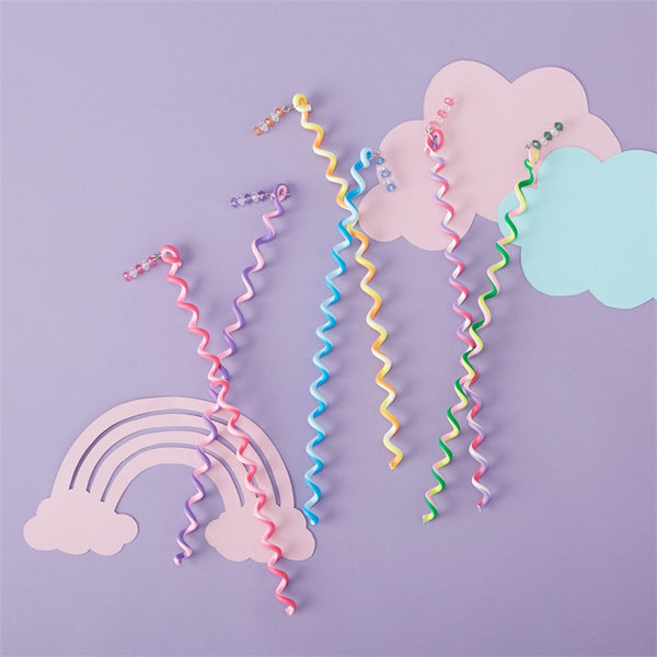 TC Set of 6 Spiral Hair Pin