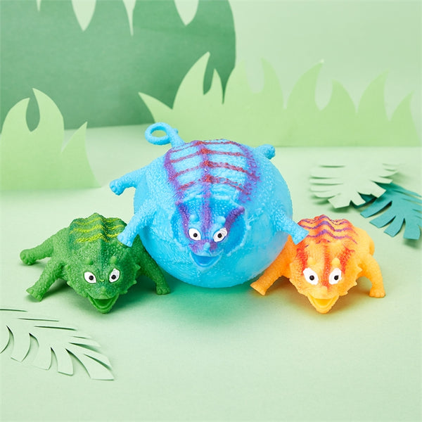 TC Dino Balloon Ball assorted