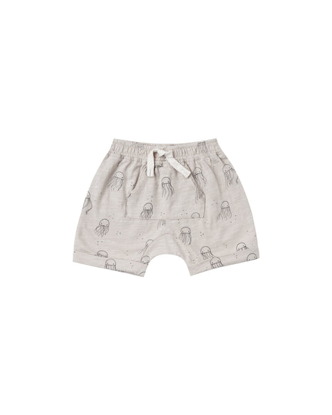 Rylee and Cru Jellyfish front pouch short