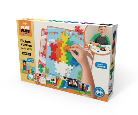 Plus-Plus - Big Picture Puzzles
