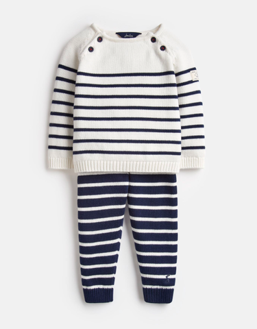 Joules Knitted Top and pants set