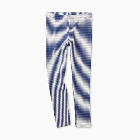 Tea Collection Striped Leggings Majorelle Blue