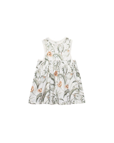 Rylee and Cru layla mini dress tropical