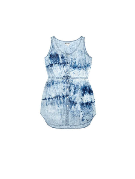 DL 1961 Charlie Tank Dress Tie Dye
