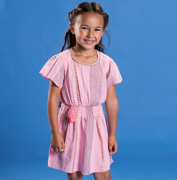 Mim Pi Pink Dress